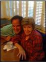 Jason Brown and Grandma Rosie