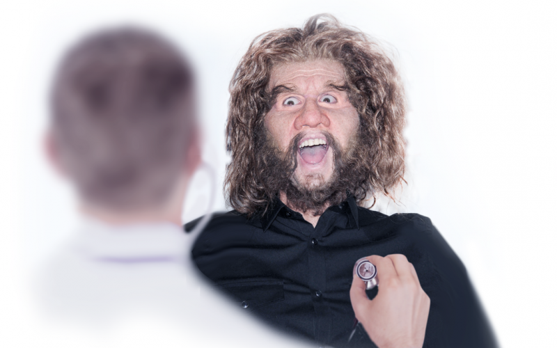 Cavemen Need Doctors Too: Healthcare Marketing