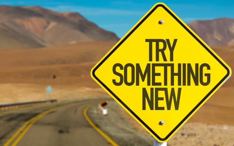 Blogging: Try Something New