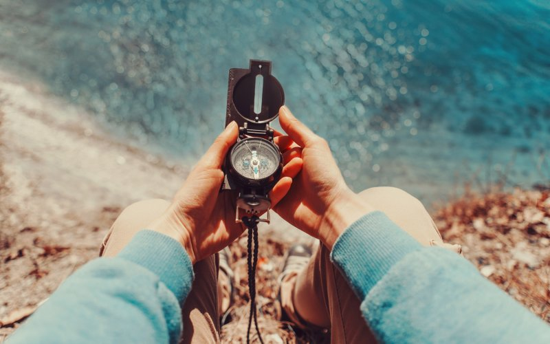 Using Your Compass Through Purpose-Driven Marketing