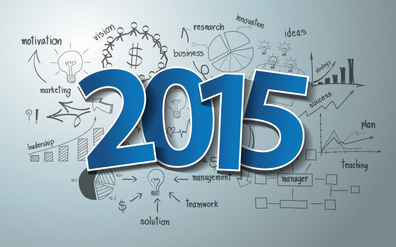 2015 New Year Resolutions For Marketers