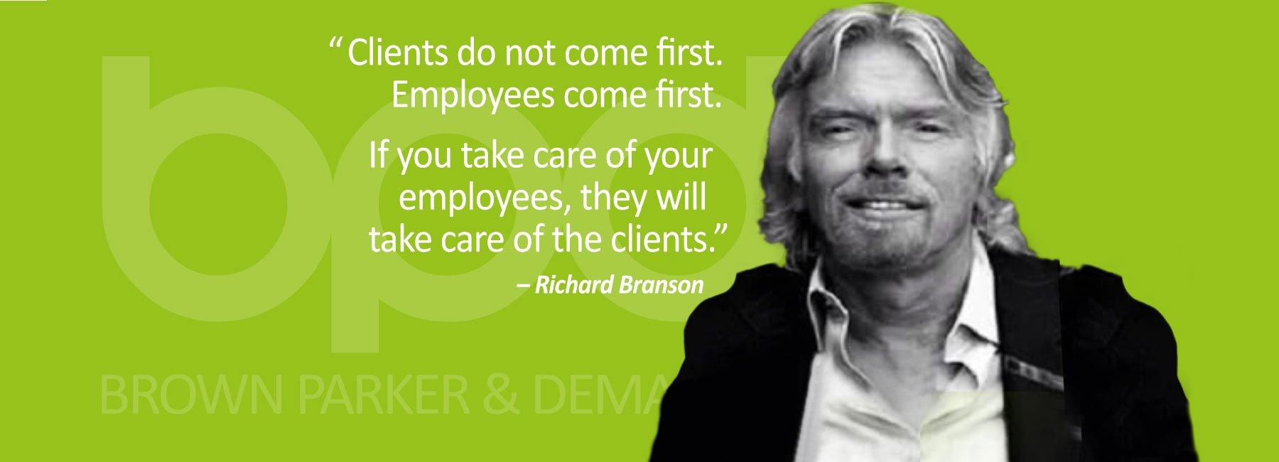 Put Employees First | BPD Advertising